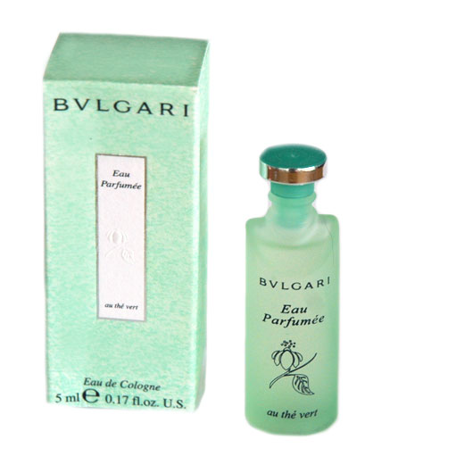 Mini mens BVLGari fragrance