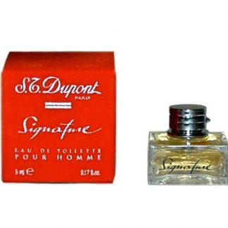Mini fragrance Signature